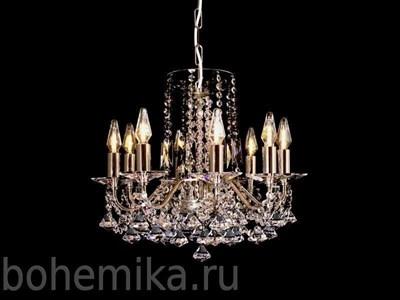 Люстра Bydzov 7030 08/12N-415S - фото 10973