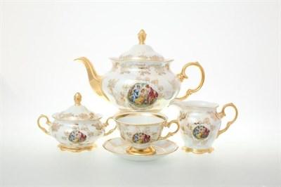 Чайный сервиз Мадонна (15 предметов) - фото 10995