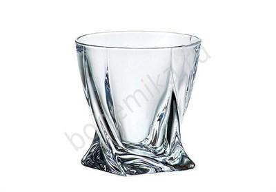 """Набор бокалов для виски """"Квадро"""" 6 штук по 340 мл - фото 11150"""