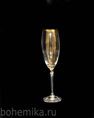 """Бокалы для шампанского """"Лилия"""" (6 штук) - фото 11390"""