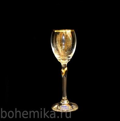 """Набор рюмок для водки """"Лилия"""" (6 штук) - фото 11391"""