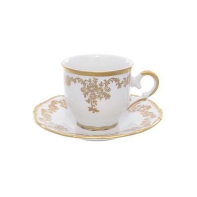 Набор кофейных пар мокко Queen's Crown 110 мл(6 пар) - фото 11473