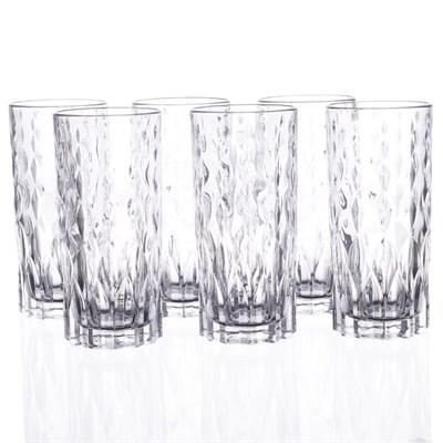 Набор стаканов для воды RCR Marilyn 350 мл (6 шт) - фото 11651