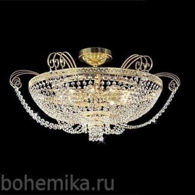 Люстра хрустальная CA3202/00/009 (9 лампочек) - фото 11790