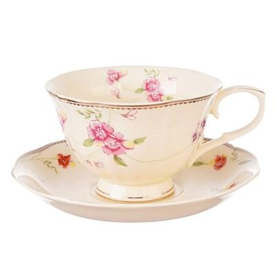 Набор чайных пар Royal Classics 220мл (6 пар) - фото 24983