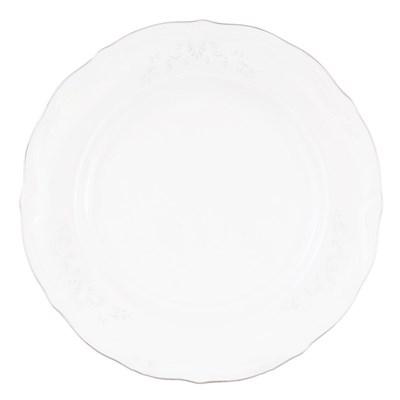 Набор плоских тарелок 19 см Repast Свадебный узор (6 шт) - фото 24999