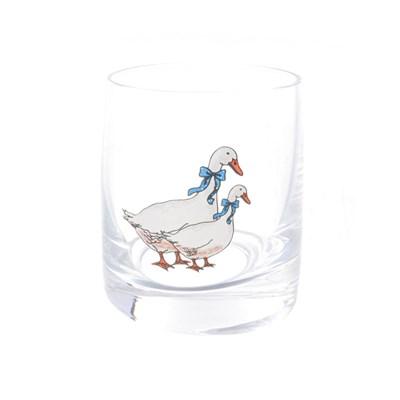 Набор стопок для водки AS Crystal Гуси 60 мл (6 шт) - фото 25011