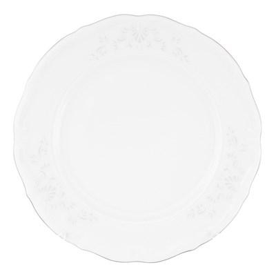 Набор плоских тарелок 21 см Repast Свадебный узор (6 шт) - фото 28306