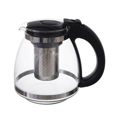 Чайник с металлическим ситом royal classics - фото 28727