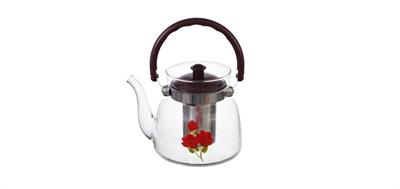 Чайник с металлическим ситом royal classics - фото 28729