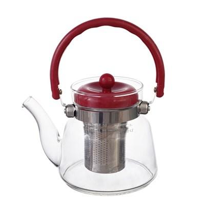 Чайник с металлическим ситом royal classics - фото 28730