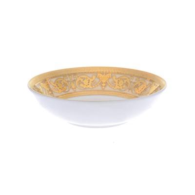 Розетка Falkenporzellan Imperial Creme Gold Constanza 11см (1 шт) - фото 32229