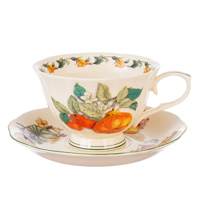 Набор чайных пар Royal Classics 220мл (6 пар) - фото 32576