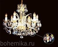 Люстра Bydzov 4013 06/1HK-669SW