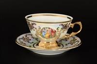 Чайные пары Мадонна (6 персон, 12 предметов) Шапо Мадонна