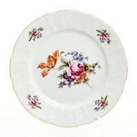 Набор десертных тарелок Полевой цветок 19 см (6 штук)