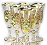 Фужеры для шампанского 6 штук 190 мл