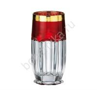 Стаканы для сока Сафари гранат, 6 штук по 380 мл