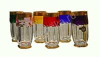 """Набор стаканов для сока """"Safari color new"""" (6 штук)"""