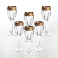 Набор для водки (графин + 6 рюмок) Safari zlata