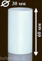 Матовый стаканчик (плафон) для люстры 60 мм