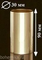 Металлический стаканчик (плафон) для люстры 90 мм