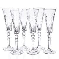 Набор фужеров для шампанского RCR Marilyn170 мл (6 шт)