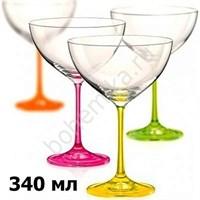 """Креманки """"Neon"""" для мороженного (4 шт по 340 мл)"""