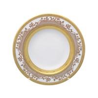 Набор тарелок глубоких White Gold 9320 22.5 см