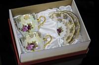 Чайные пары 2+2 (разные виды в подарочной упаковке)