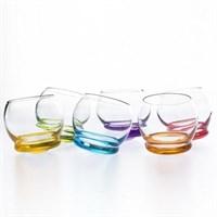 Стопки - неваляшки Crazy (крези) разноцветные 6 штук