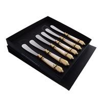 Набор ножей для масла Domus Versailles (6шт)