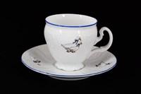 Набор кофейных пар Bernadotte Гуси 170 мл(6 пар)