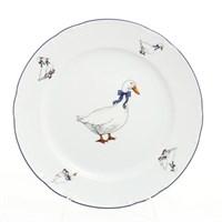 Набор тарелок Thun Констанция Гуси 21 см (6 шт)