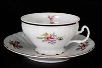 Набор чайных пар Bernadotte Полевой цветок 220 мл(6 пар)