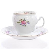 Набор чайных пар бочка Bernadotte Полевой цветок 240 мл