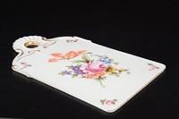Доска для нарезки 24 см Queen's Crown Полевой цветок Корона