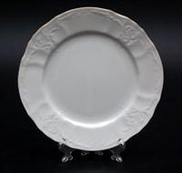 Набор тарелок Bernadotte Белый узор 19 см(6 шт)