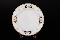 Набор тарелок Bernadotte Синий глаз 19 см(6 шт)