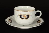 Набор чайных пар Bernadotte Синий глаз 250мл (6 пар)