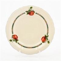 Набор тарелок Leander Соната Фруктовый сад слоновая кость 21 см (6 шт)