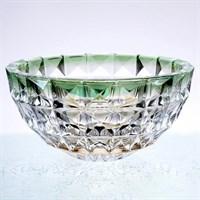 Фруктовница Bohemia Gold Diamond 28 см