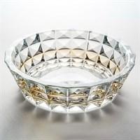 Фруктовница Bohemia Gold Diamond 32 см