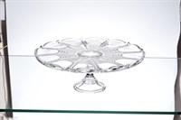 Тарелка для торта на ножке Crystalite Bohemia Orion 31 см