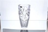 Ваза Crystalite Bohemia Pinwheel 25см