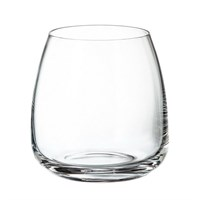 Набор стаканов для виски Crystalite Bohemia Anser/Alizee 400 мл (6 шт)
