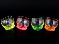 Набор стаканов для воды Crystalex Bohemia Crazy 390 мл(4 шт)