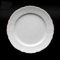Набор тарелок Bernadotte Белый узор 21 см(6 шт)
