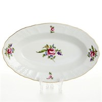 Блюдо овальное Bernadotte Полевой цветок 24 см