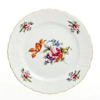 Набор тарелок Bernadotte Полевой цветок 21 см(6 шт)